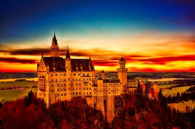 neuschwanstein-castle-2340327_640