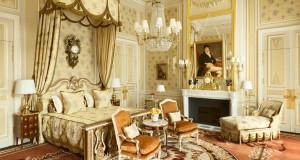 "Спалня ""Мария Антоанета"" снимка: http://www.ritzparis.com/"