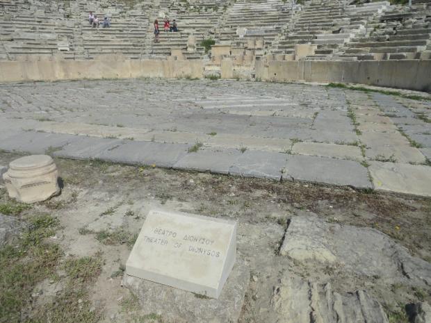 teater dionis acropol atina