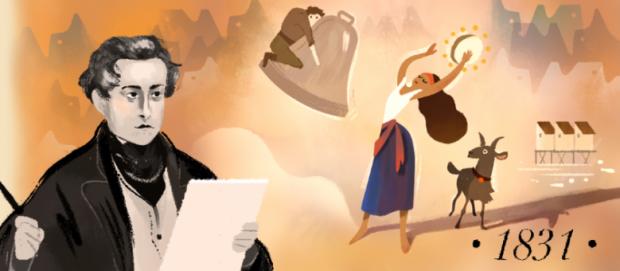 viktor hugo google doodle 2