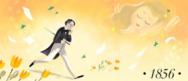 viktor hugo google doodle 3