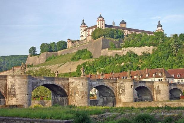 Крепостта Мариенберг, Вюрцбург