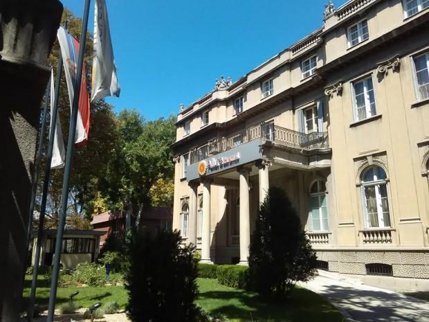hotel belgrad sgrada
