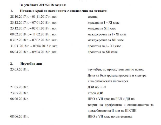 vakancii 2017 2018
