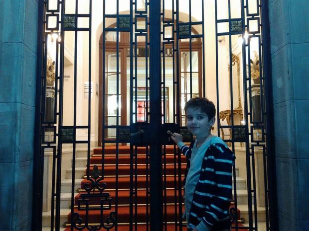 viki hotel belgrad vrata