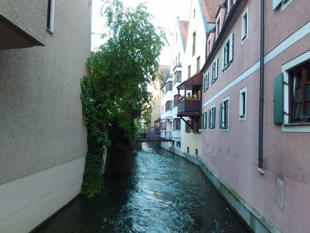 Augsburg reka