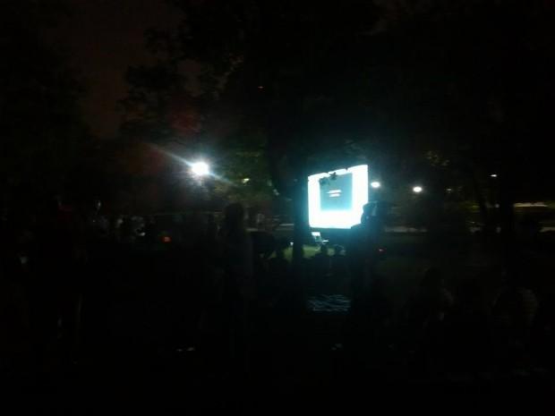 Kino v parka 1