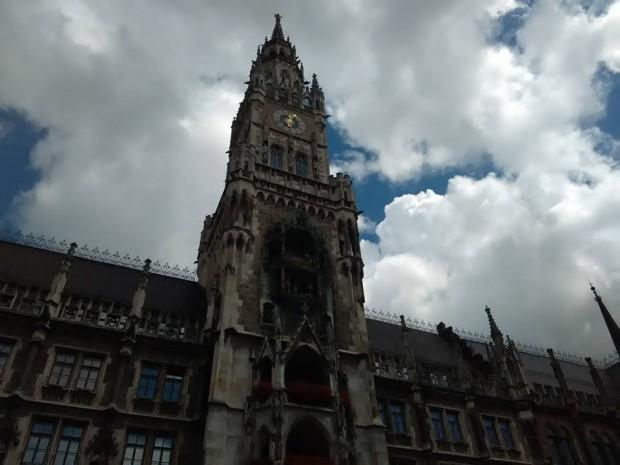 Munchen Marienplatz 27