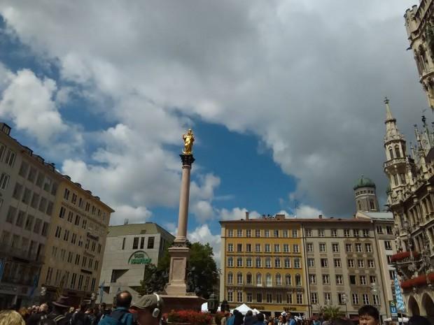 Munchen Marienplatz 4
