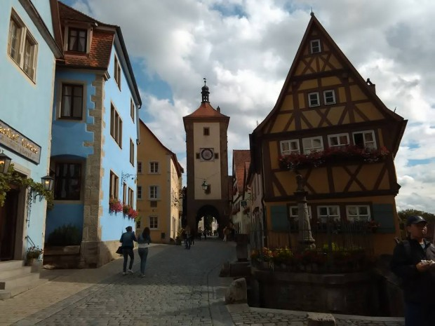 Rothenburg ob der Tauber 4