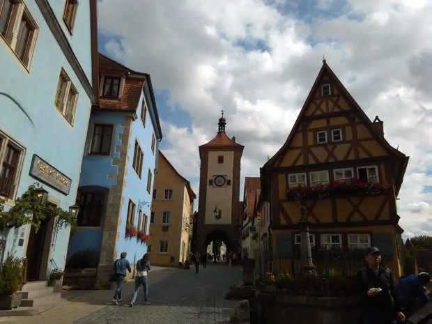 Rothenburg ob der Tauber 5