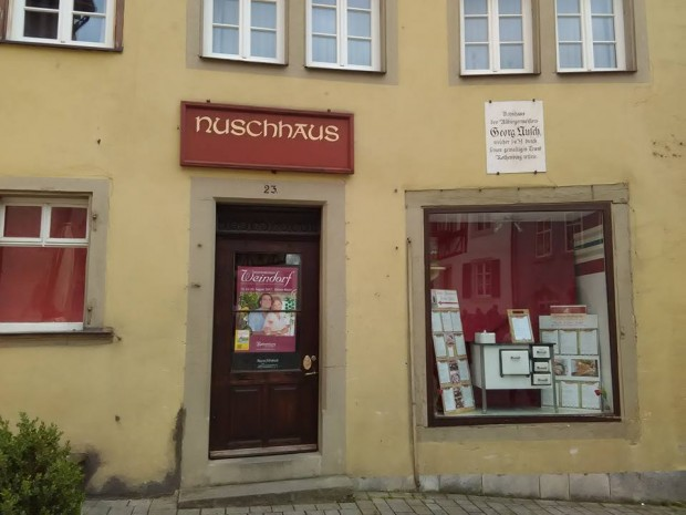 Rothenburg ob der Tauber 53 kusta kmet