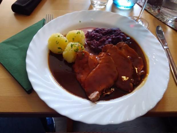 Rothenburg ob der Tauber 55 yadene restorant