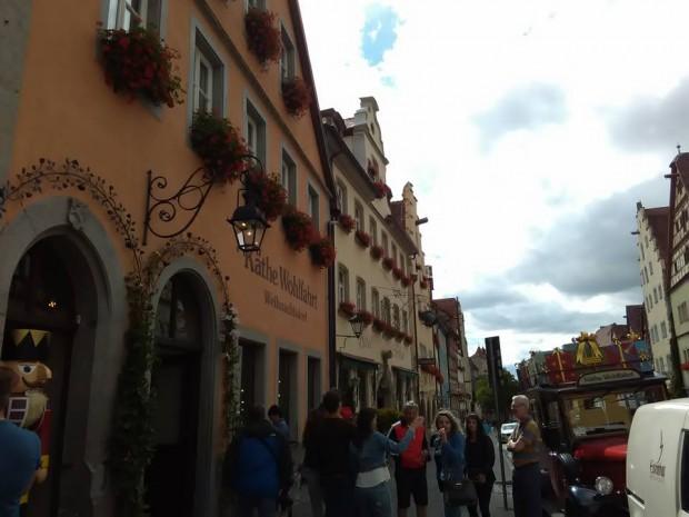 Rothenburg ob der Tauber 62 koleda