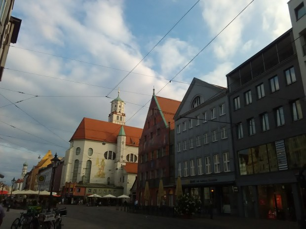 augsburg center