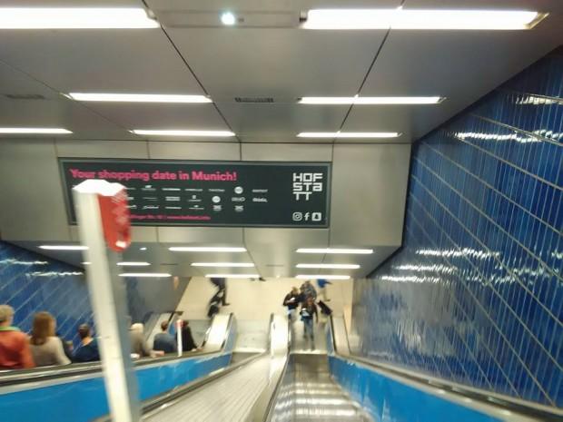 munchen gara metro