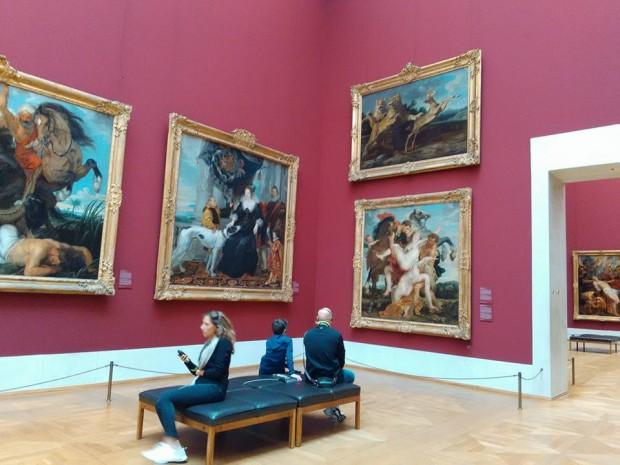 munchen starata pinakoteka