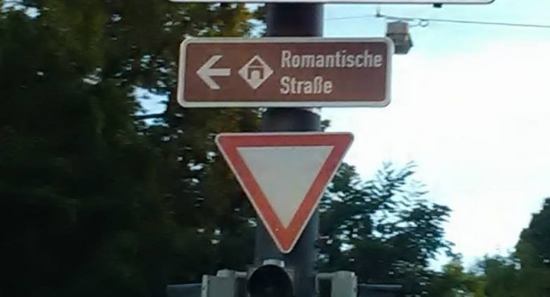 romantische strasse tabela