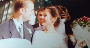 26 септември 1999 г. Евгений Благоев и Йорданка Бонева-Благоева