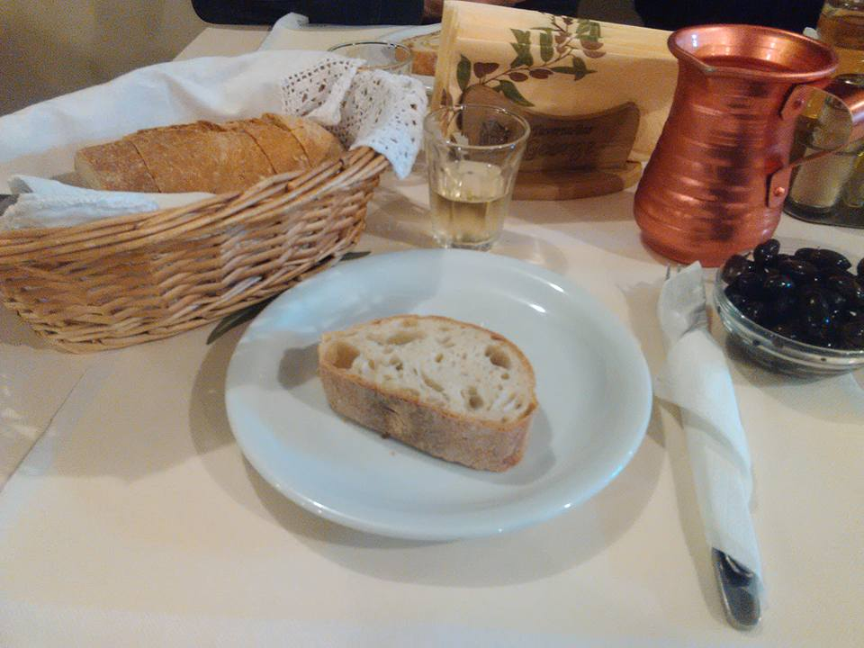 Любимото ни хлебче, което беше много вкусно