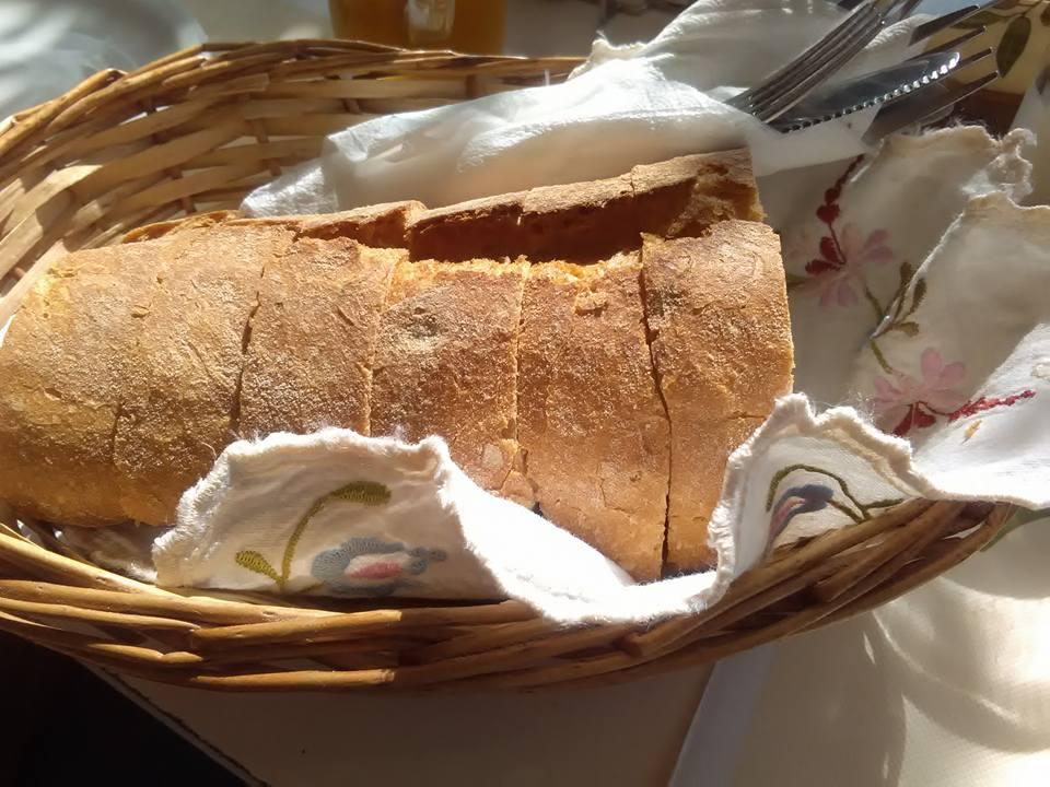 Хлябът, който веднага се сервираше