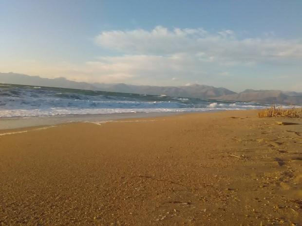korfu kusta 30 plaj more