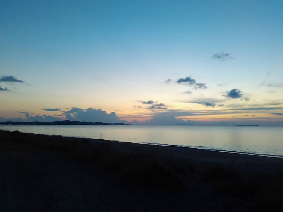 Залез над Корфу