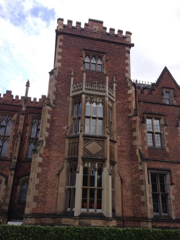 Belfast Queens University 1