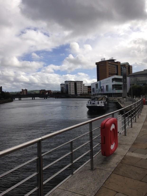 Belfast river