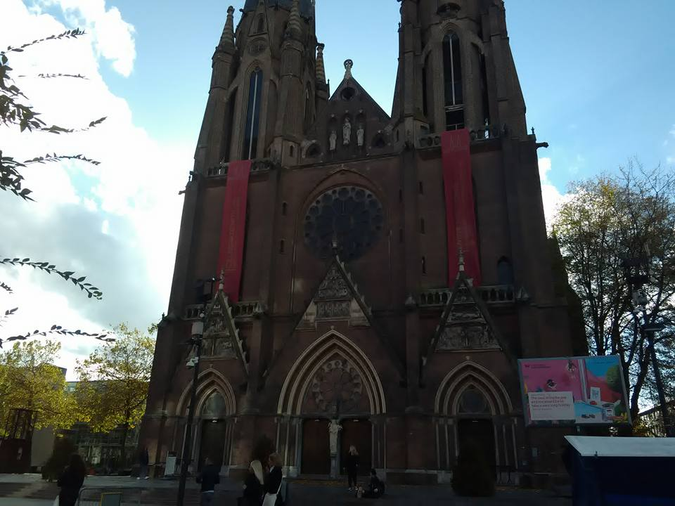 Eindhoven 42 katedrala