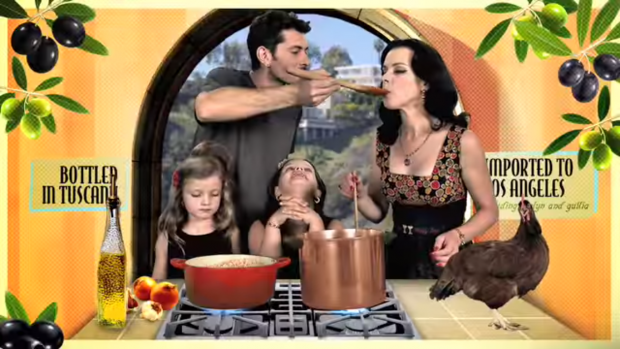 debi mazar video ads