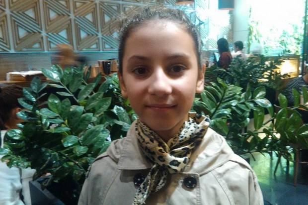 irina atanasova 11 godini