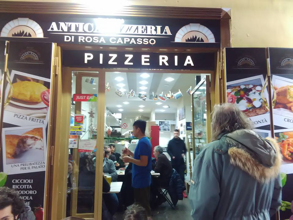 Antica Pizzeria dal 1954 di Rosa Capasso 2
