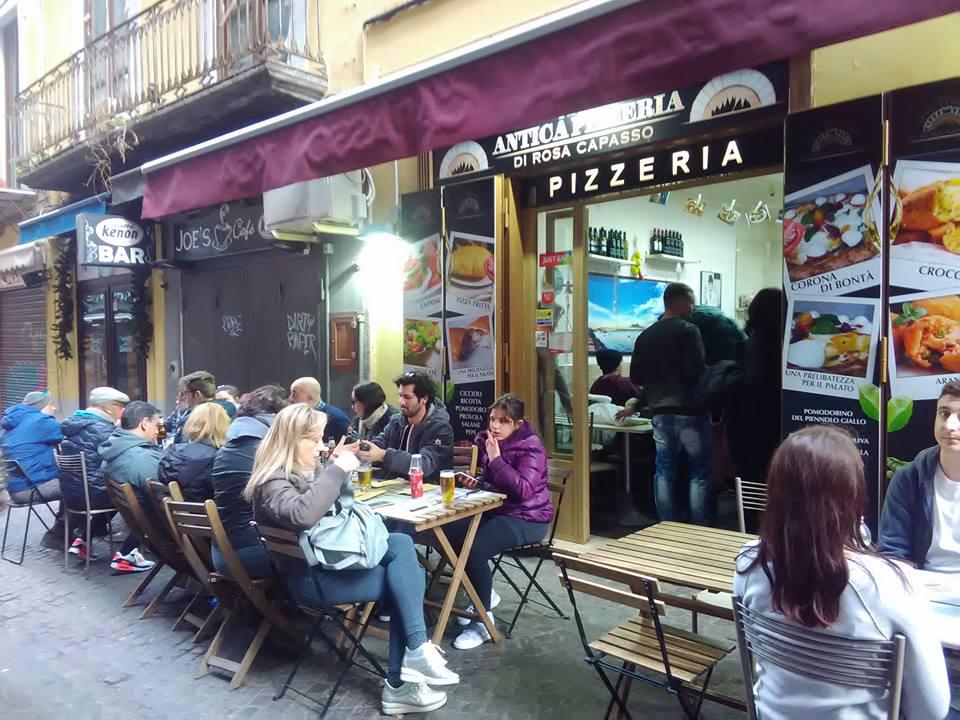Antica Pizzeria dal 1954 di Rosa Capasso 31