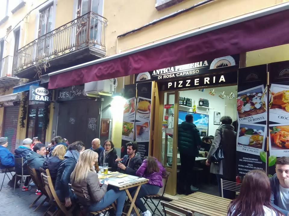 Antica Pizzeria dal 1954 di Rosa Capasso 32