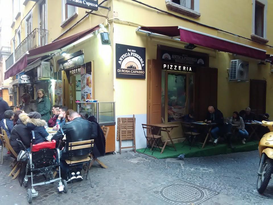 Antica Pizzeria dal 1954 di Rosa Capasso 33