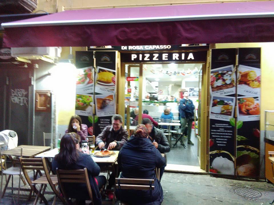 Antica Pizzeria dal 1954 di Rosa Capasso 42