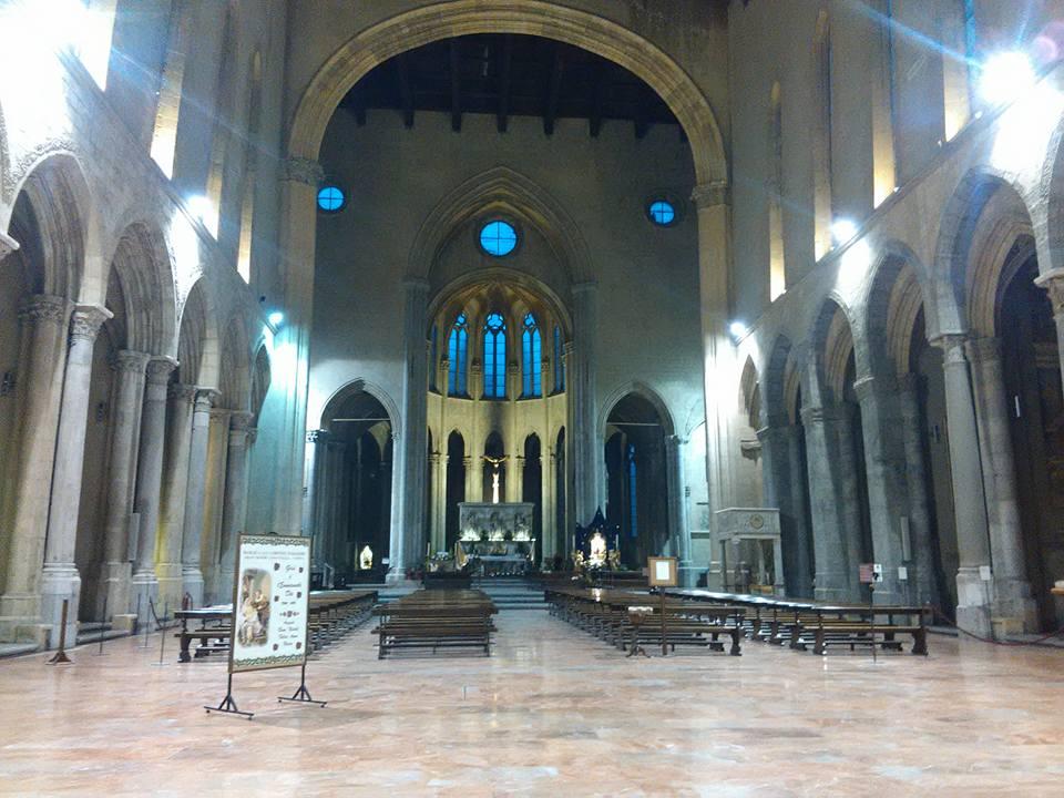 Basilica di San Lorenzo Maggiore napoli 10