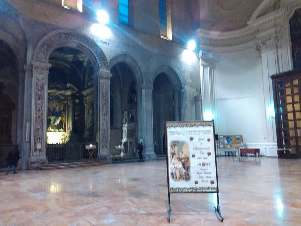 Basilica di San Lorenzo Maggiore napoli 11
