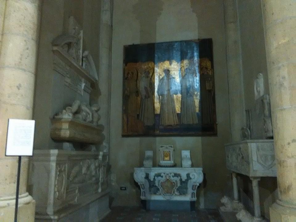 Basilica di San Lorenzo Maggiore napoli 12