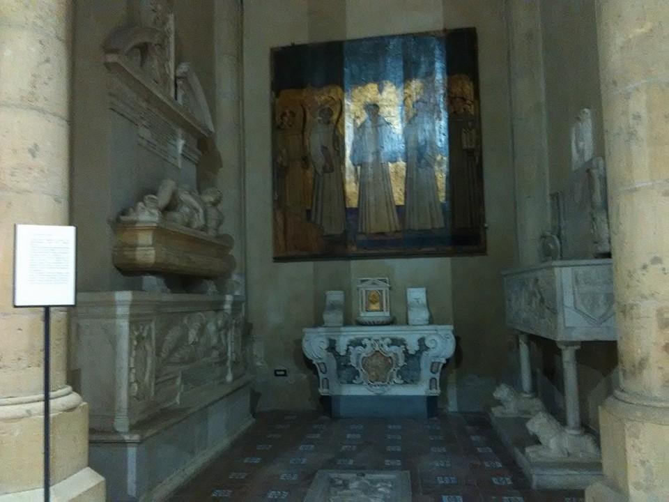 Basilica di San Lorenzo Maggiore napoli 13