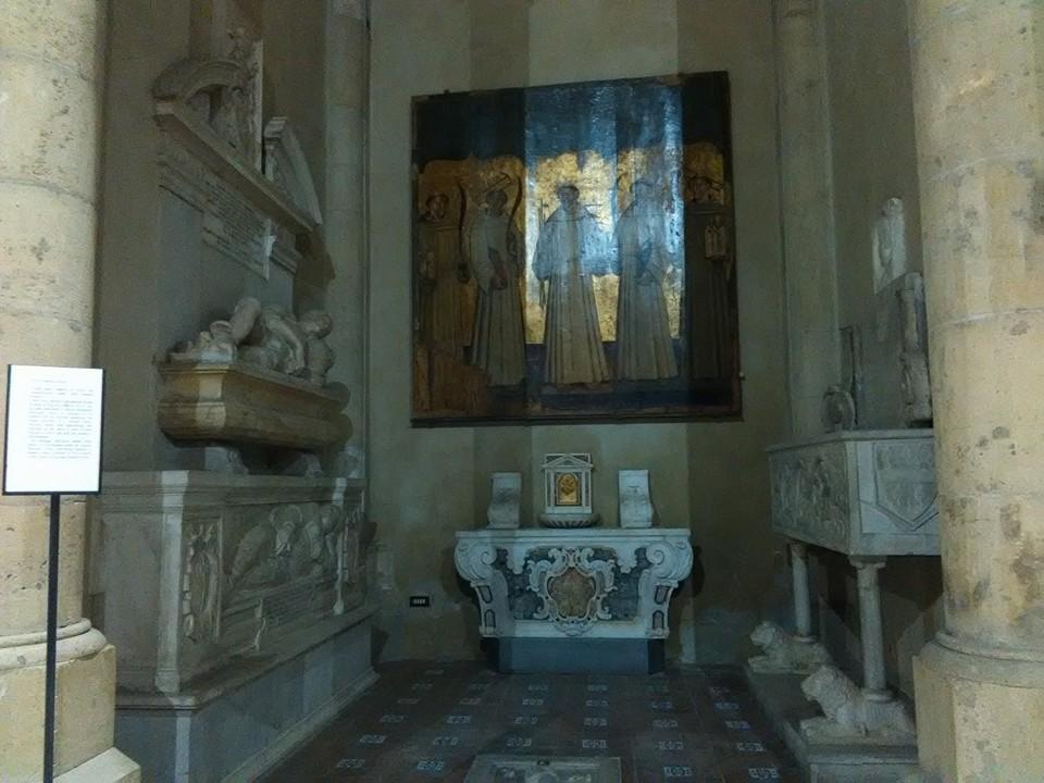 Basilica di San Lorenzo Maggiore napoli 14