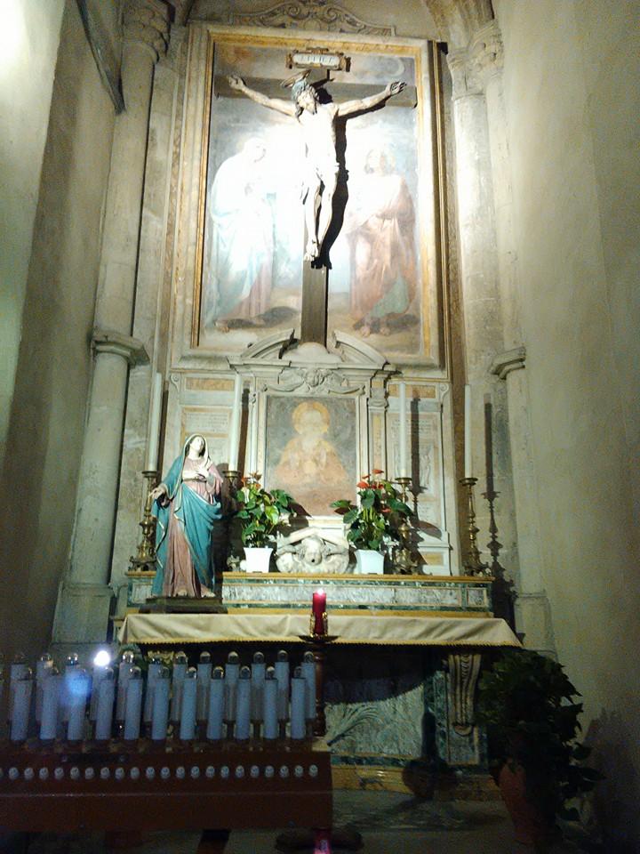 Basilica di San Lorenzo Maggiore napoli 23