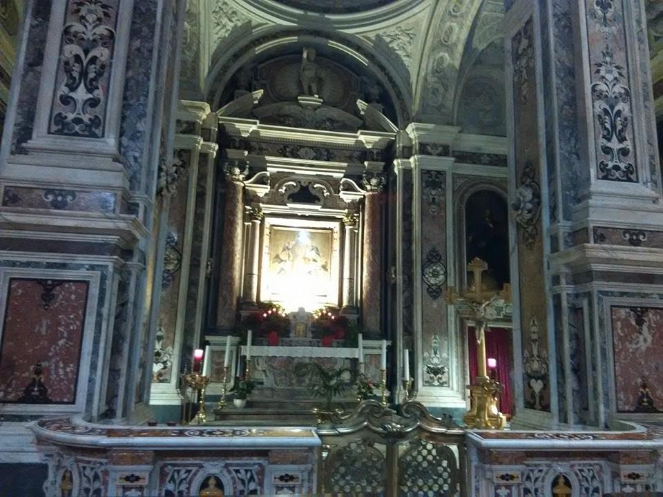 Basilica di San Lorenzo Maggiore napoli 25