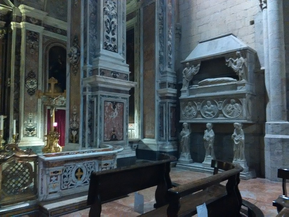 Basilica di San Lorenzo Maggiore napoli 26