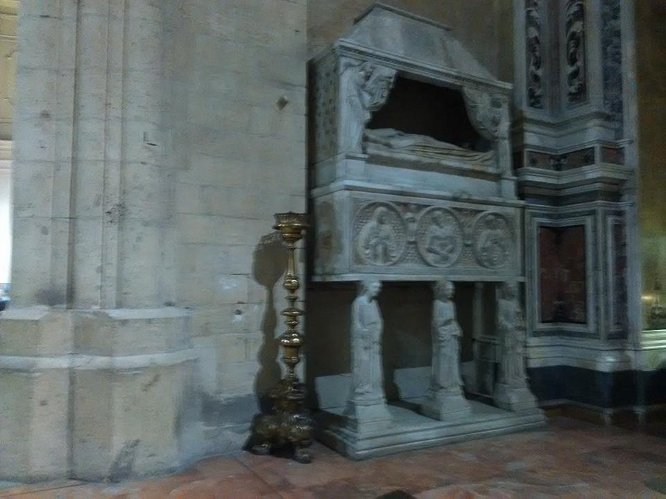 Basilica di San Lorenzo Maggiore napoli 27