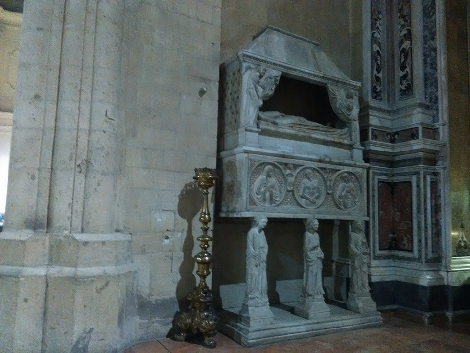 Basilica di San Lorenzo Maggiore napoli 28