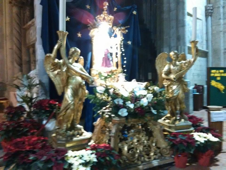 Basilica di San Lorenzo Maggiore napoli 33