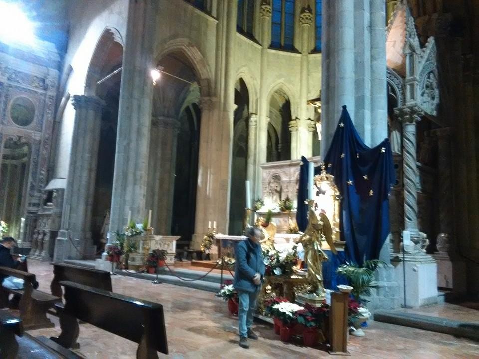 Basilica di San Lorenzo Maggiore napoli 39