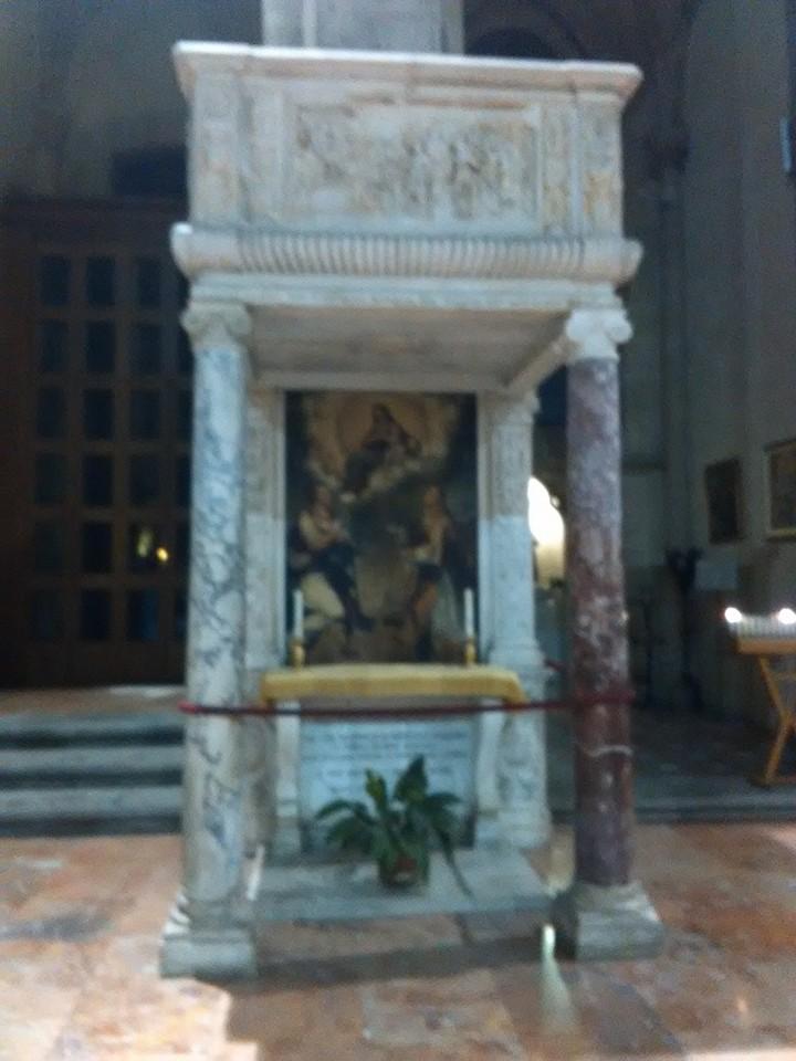 Basilica di San Lorenzo Maggiore napoli 41